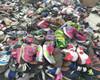 Sapatas usadas venda por atacado