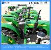55HP 4WD de Grote Tractoren van het Landbouwbedrijf/van Agricaltural /Compact met de Fabriek Van uitstekende kwaliteit