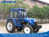 Entraîneur de ferme de l'entraîneur 50HP 4WD Disel de roue de machines de ferme