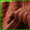 Intervalo Corduroy Cotton 100% Fabric para Garment (600-221)