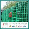 48  cancello d'acciaio saldato nero della rete fissa della rete metallica di W di H X 48  euro