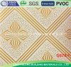 Los nuevos diseños de los azulejos del techo de yeso laminado de PVC