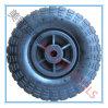 4.10 / 3.50-4 Roda do carrinho de ferramentas inflável Rubbe Tire