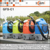 Инструментальный ящик мытья автомобиля Gfs-C1-12V портативный с шлангом 6m