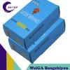 Голубое упаковывая тавро 1# Geox пряжки качества индийское