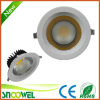24W High Efficiency COB LED Downlight voor Home Furnishing (sw-tdcob01-24W)