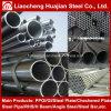 Tubulação do preto da tubulação de aço da solda do fabricante de China na fábrica