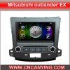 DVD especial del coche para Mitsubishi Outlander (CY-8050)