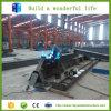 Alto edificio de la fábrica de la estructura de acero de la subida