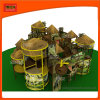 Les enfants du labyrinthe Amusement Park Terrain de jeux intérieur avec la bille de jouer