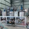 De de nieuwe Raffinaderij van de Ruwe olie van de Rang van het Voedsel van het Roestvrij staal Tychnology Eetbare/Machine van de Raffinage van de Olie van de Pit van de Palm