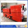 Locomotiva della batteria elettrica di cantieri sotterranei