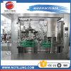 Cadena de producción de relleno del vino automático de la poder de aluminio