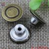 الصين مموّن معدن جان زرّ مع صنع وفقا لطلب الزّبون علامة تجاريّة يزيّن