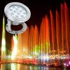 샘 훈장을%s 잠수할 수 있는 RGB LED 수중 샘 빛