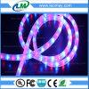 Lumière superbe de corde de Noël DEL d'éclat du tonnelier wire+PVC