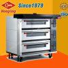 Energy-Saving 3-dek 9-dienblad Oven van het Dek van de Bakkerij de Elektrische (Echte Fabriek)