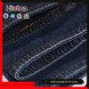 ジーンズのための普及したデザイン7s Trあや織りの粗紡糸のデニム