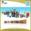 Gire la llave de aluminio ACP Panel Compuesto de plástico de la línea de producción de hoja