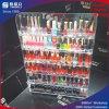 Crémaillère acrylique de vernis à ongles d'étalage cosmétique