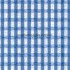 100%Polyester druckte blaue Scheibe Pigment&Disperse Gewebe für Bettwäsche-Set
