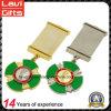 Fabrik-Preis-kundenspezifisches Militärmedaillepin-Metallabzeichen