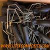 Ручки пластмассы для роликов для FRP