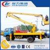 20m 22m Dongfeng 145の空気作業プラットホームのトラック