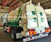 De Vrachtwagen van de Inzameling van het Afval van de keuken, de Vrachtwagen van de Collector van het Afval van de Keuken