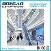 30 grados de escaleras mecánicas para el centro comercial y centro comercial