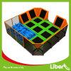Новаторский крытый парк Trampoline гимнастики