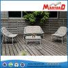 Im Freien Aluminiumrahmen-Rattan-Garten-Möbel