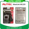 2017 mise à jour gratuite diagnostique automobile neuve initiale de Maxilink Ml329 de scanner d'Autel Maxilink Ml329 de lecteur de code de véhicule mieux