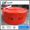 Adaptación magnética circular manual del separador del metal de Diacharging para la banda transportadora Mc03-130L