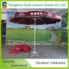 Desmontables convenientes impermeables modificada para requisitos particulares surgen los paraguas del jardín