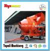 Высокое качество дизельного топлива с заслонки смешения воздушных потоков и портативного конкретные Topall Corporation производство