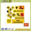 알루미늄 사려깊은 주문 도로 안전 경고 표시
