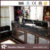 3cm/4cm Thickness Black Portoro Marble Countertop Tiles