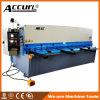 Machine de découpe à la guillotine hydraulique en Chine