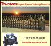 Cancello piegante automatico elettrico classico durevole (verve orientali BG)