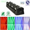 Doble Disco Bar Cabeza móvil de luz LED de escáner (YS-217)