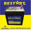 gerador de 12V 36ah que liga a bateria de carro compato Ns40z-Mf da bateria