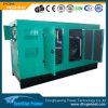 Gruppo elettrogeno diesel della prova sana silenziosa della centrale elettrica 110kw 137kVA