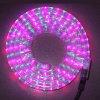 Tubo dell'arcobaleno del LED (linea piana cinque Al-ED-Lb80101 della cinghia chiara)