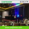 Fundo de exposição interno elevado do diodo emissor de luz do arrendamento da definição P4 de Chipshow