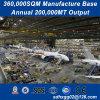 Q235 Frame van het Vloeistaal van de Vervaardiging van Q345b het Uitstekende