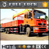 Heavy Duty Truck avec 12tonne grue de capacité de levage Hot vendre en Chine