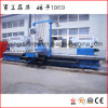Torno horizontal profesional del CNC de China para trabajar a máquina las ruedas ferroviarias (CG61200)