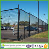 PVCコーティングのチェーン・リンクの網が付いている高品質によって電流を通される鋼線