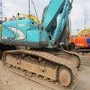 Fornecedor de China de máquinas escavadoras usadas hidráulicas Kobelco Sk200-8 da esteira rolante